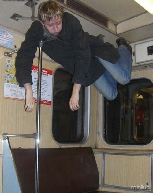 dormir-metro