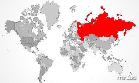 map-russia-world