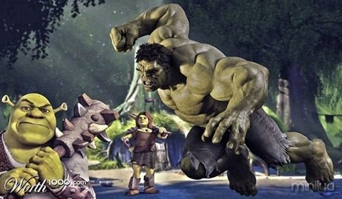 versus hulk shrek_thumb