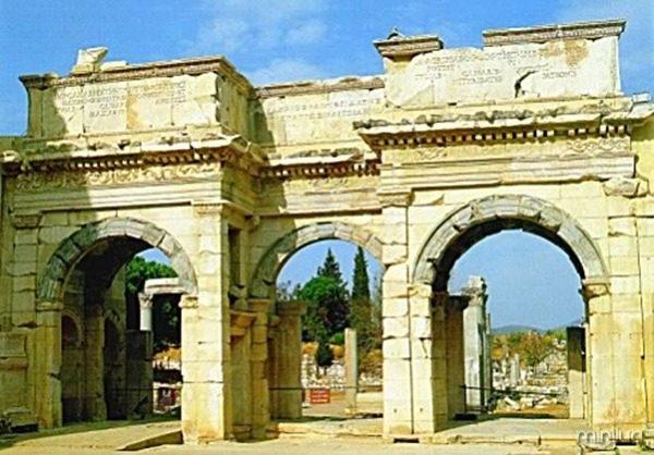 Biblioteca-de-Alexandria-antiga