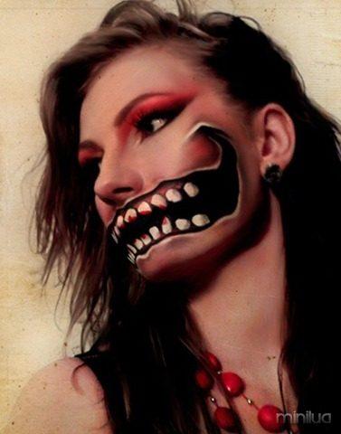 maquiagens assustadoras bocao_thumb[2]
