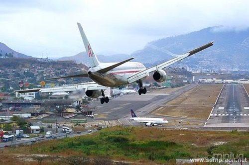 aeroporto-Tegucigalpa-honduras