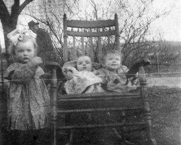 O terror em fotos antigas #4