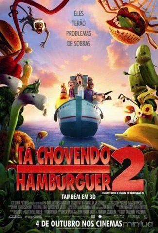 ta chovendo hamburguer 2