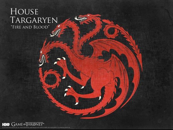 Game of Thrones - House Targaryen-thumb-600x450-41504