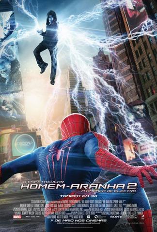 O Espetacular Homem-Aranha 2 A Ameaça de Electro