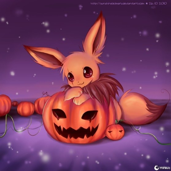 eevee__s_pumpkin_field_by_sunshineikimaru-d31my9e