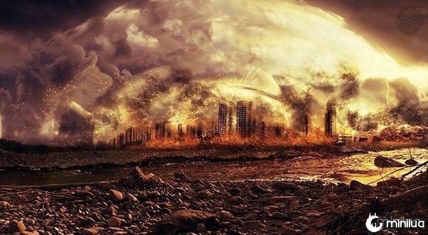 fim do mundo - Skylab