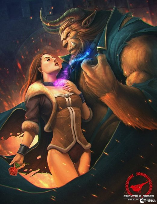 wedlock_beauty_and_the_beast_by_amosrachman-d7l3cgs