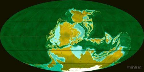 carbonifero mapa