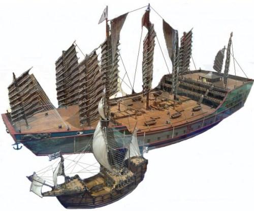 scienceblog-balanhai-zheng_he_ship_compared_to_columbus_rev1-final-2