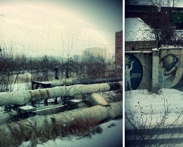 "As misteriosas ""cidades fechadas"""