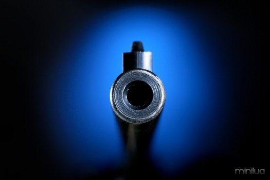 gun-barrel