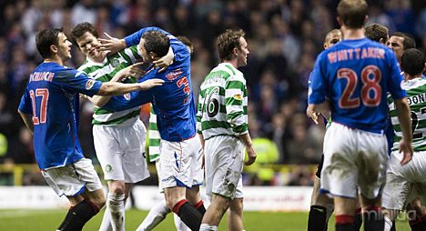 old-firm-fight1