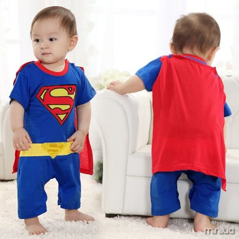 Fashion-Superman-Romper-Fancy-SuperHero-Costume-for-Baby-Toddler-Kid-Boy-Romper-Gift-Short-Sleeve-Cosplay