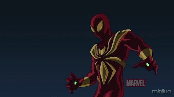 Iron-Spider-Armor-Ultimate-Spider-Man