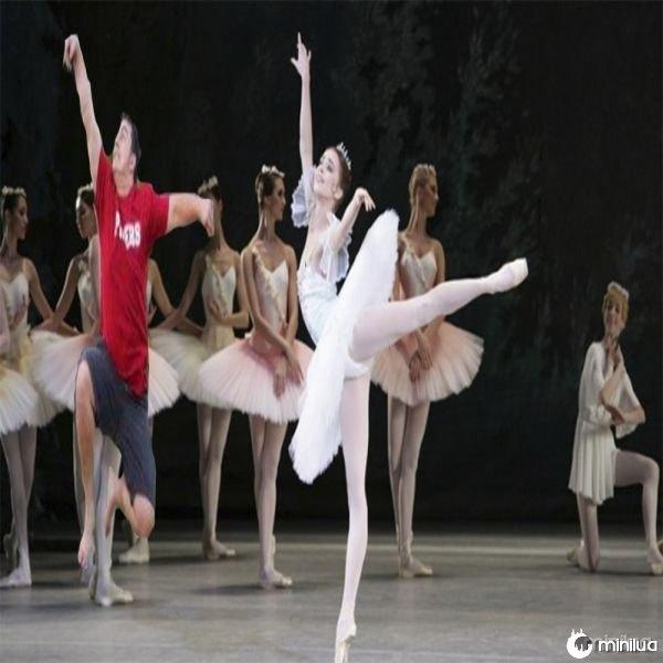 Marcus Vnicius Passos - Bailarina