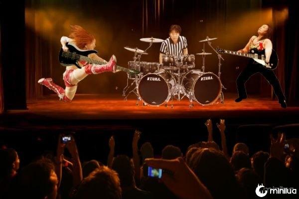 Renan Ebone - Show de Rock!