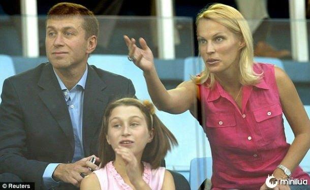 De Roman Abramovich e Irina Abramovich