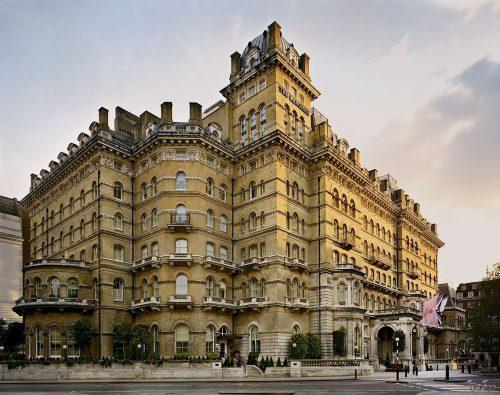Hotel Langham (Foto: Divulgação)