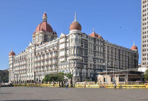 Taj Mahal Palace Hotel (Foto: Wikimedia/Joe Ravi)