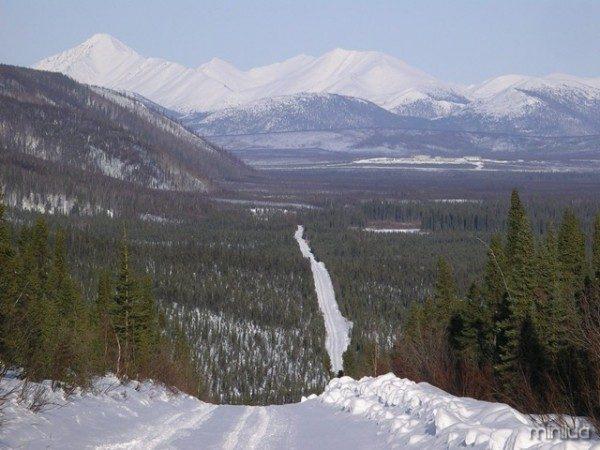 Snag-Yukon-Canada