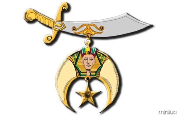 O árabe antiga Ordem dos Nobres do Santuário Místico