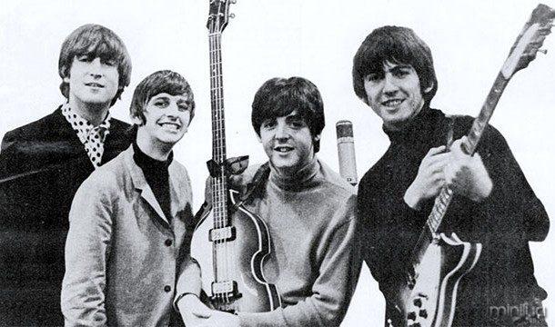 Nenhum dos Beatles poderia ler música