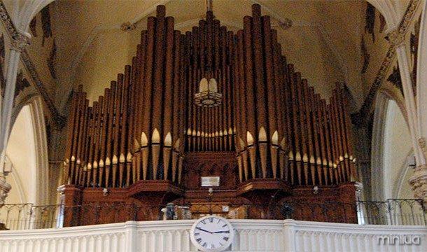 Iniciado em 2001 em uma igreja em Halberstadt, Alemanha, concerto mais longo do mundo vai durar 639 anos no total.
