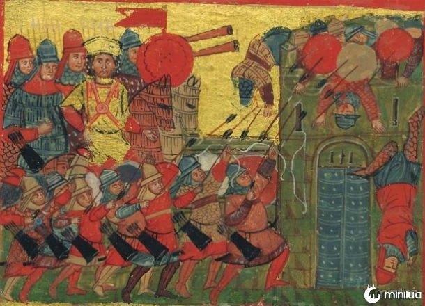 O Kataphraktoi Bizantino