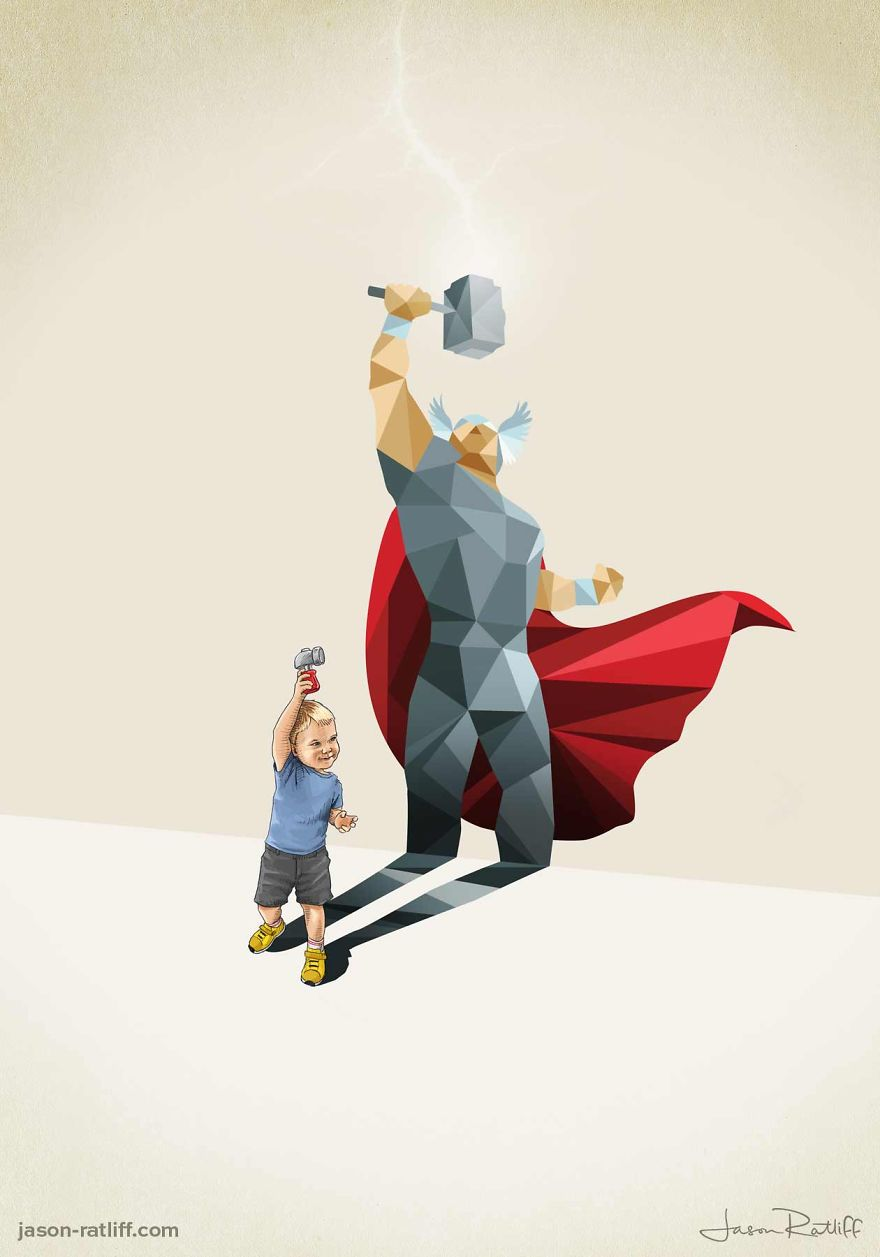 Super-Shadows-A-new-art-series-exploring-the-power-of-a-childs-imagination10__880