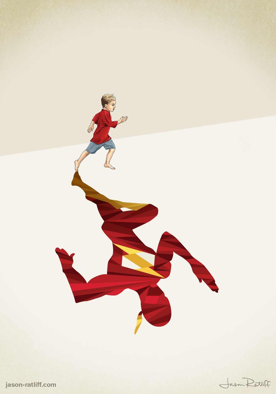 Super-Shadows-A-new-art-series-exploring-the-power-of-a-childs-imagination3__880