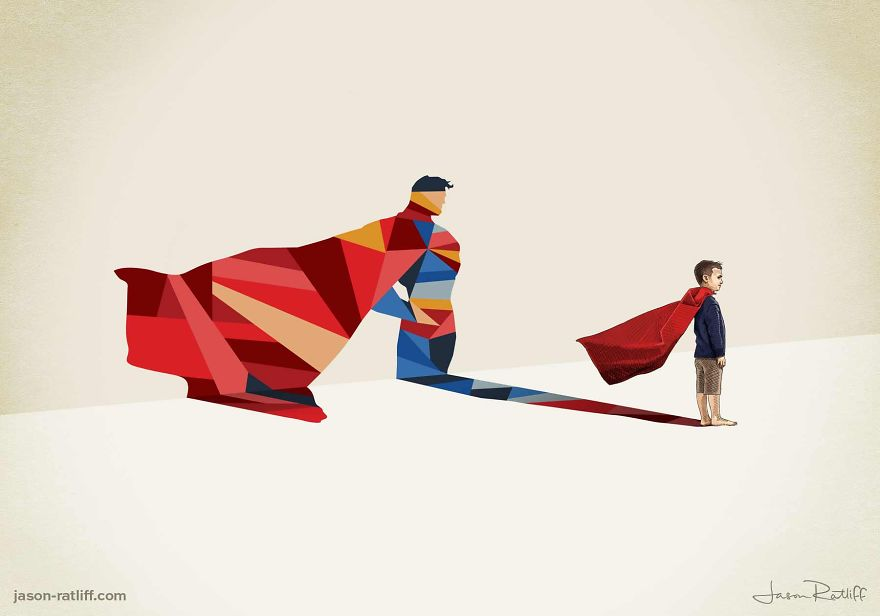 Super-Shadows-A-new-art-series-exploring-the-power-of-a-childs-imagination9__880