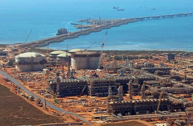 Chevron-Gorgon-LNG-Project-80-Pct-Complete