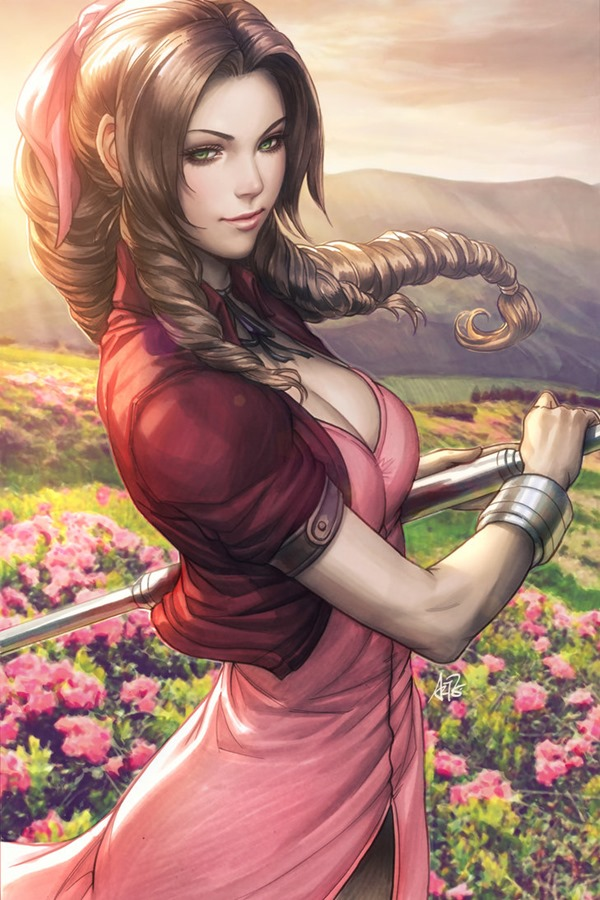 aerith_gainsborough_colorised_by_artgerm-d98tagk