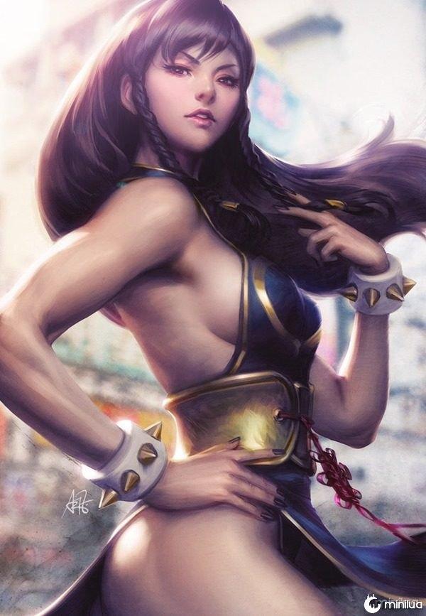 chunli_sfv_battle_costume_by_artgerm-d9tr5n2