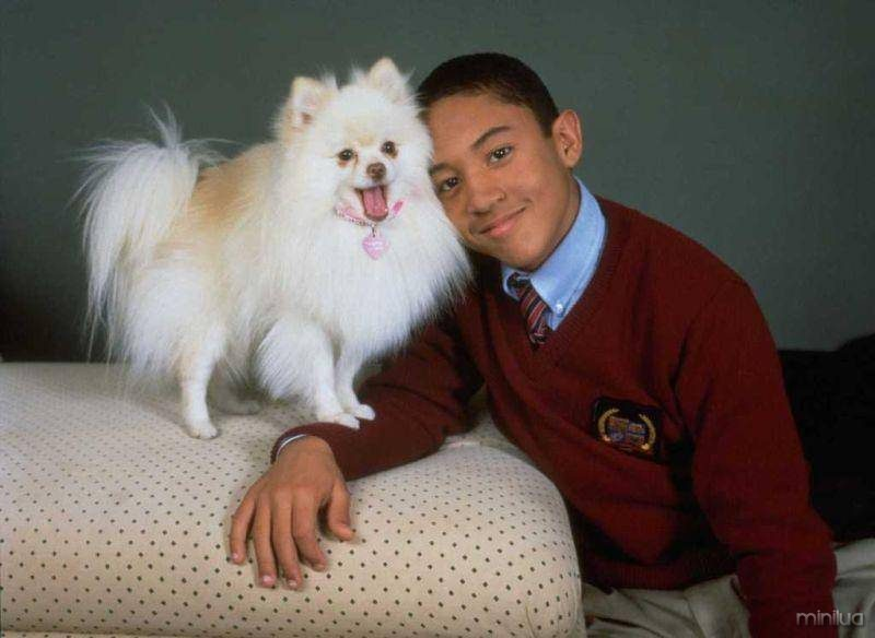 Tahj Mowry - Then is listed (or ranked) 39 on the list