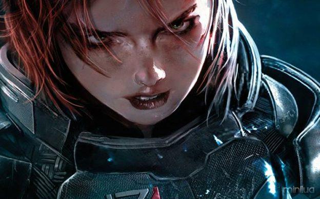 Commander Shepard (Mass Effect)