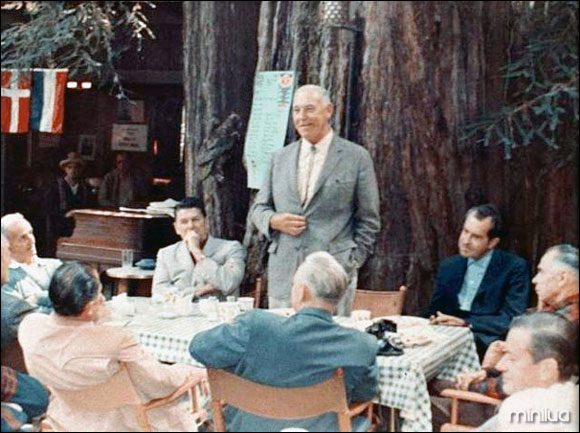 Bohemian Grove US Presidents