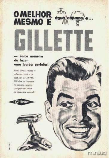 gillette anos 40