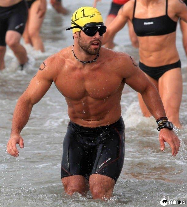 Atleta de fitness