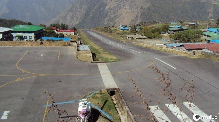 Aeroporto de Lukla, Nepal