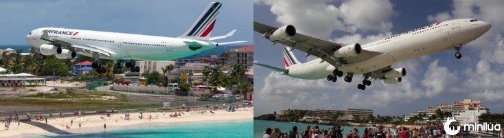 Aeroporto Internacional Princess Juliana, St. Martin