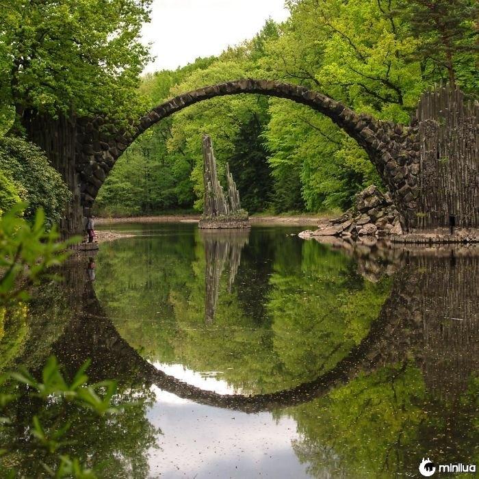 Devil's Bridge, Alemanha