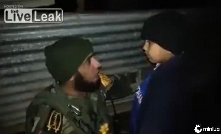 criança-soldado bomba