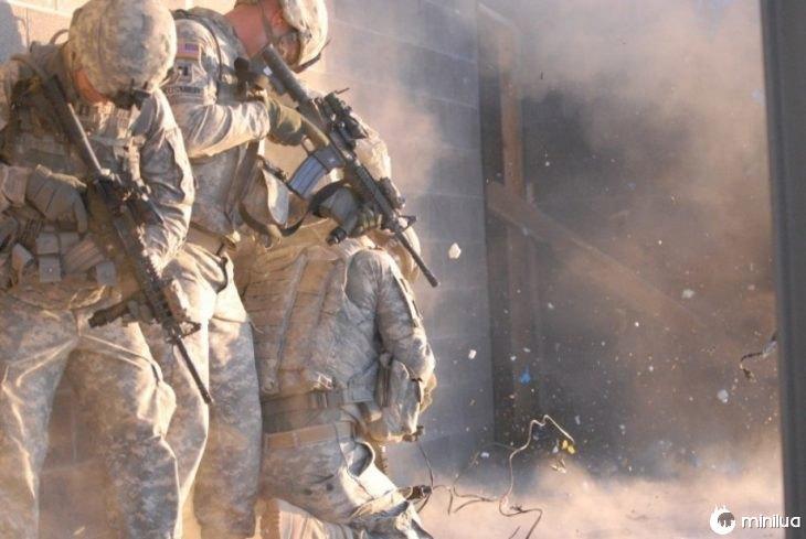 momentos precisos em guerra