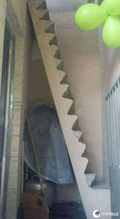 ou subir escadas