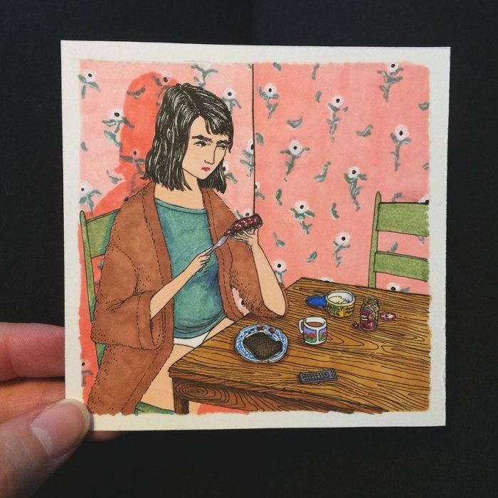 Mulheres Ilustração
