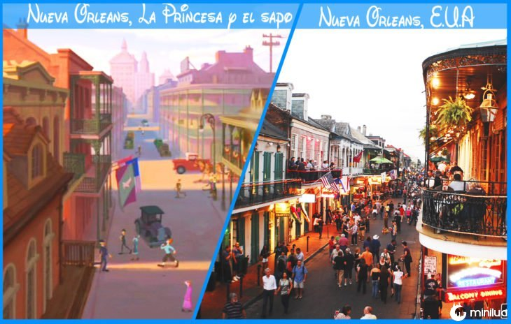 Real New Orleans Disney