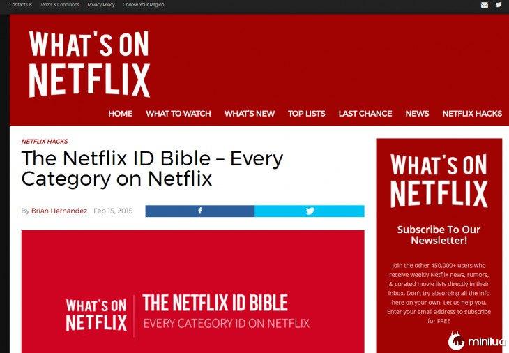 imagem Netflix